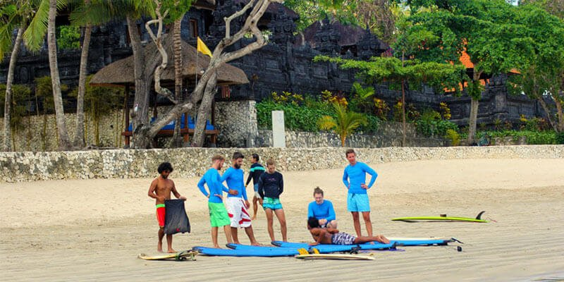 SURF IS UP BALI Private & semi-private surf lessons