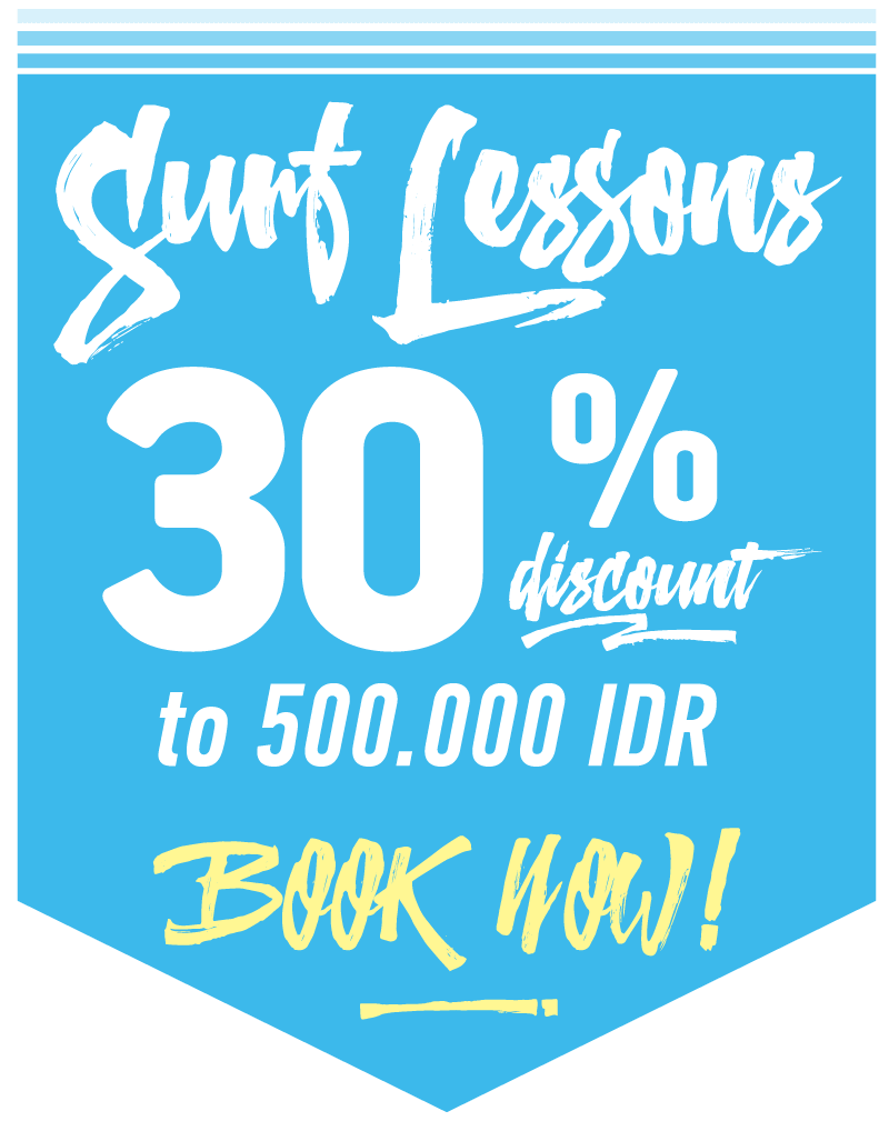 Logo Bali Surf School